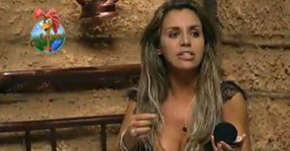Renata Banhara conversa na Casa da roça (28/7/11)