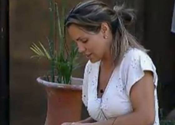 Renata Banhara é uma das roceiras da semana (27/07/11)