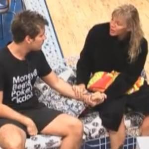 Duda Yankovich e Thiago Gagliasso fazem as pazes (08/8/2011)