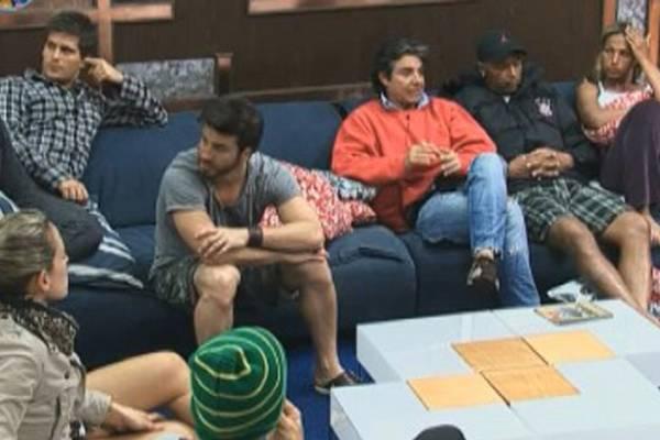 Peões falam sobre expulsão de Duda (09/08/11)