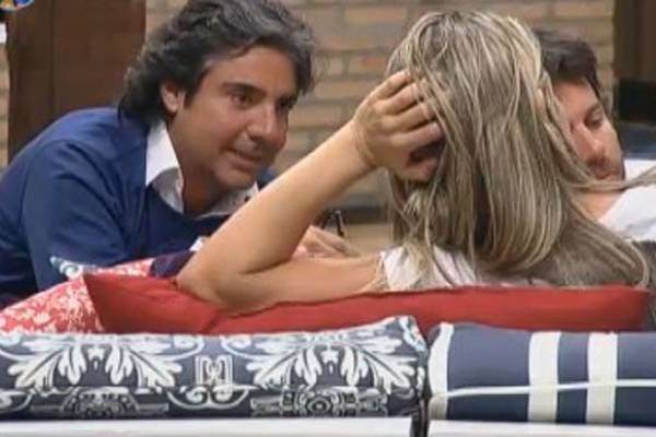 João Kléber conversa com Joana Machado (11/08/11)