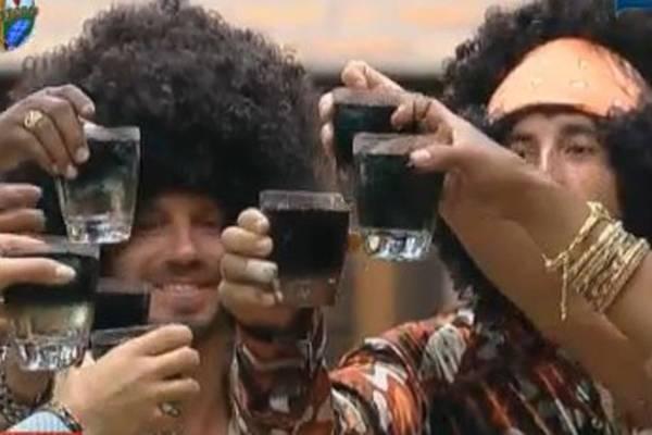 Peões brindam em homenagem a João Kléber (19/08/11)