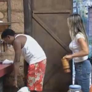 Roceiros organizam casa (07/09/11)
