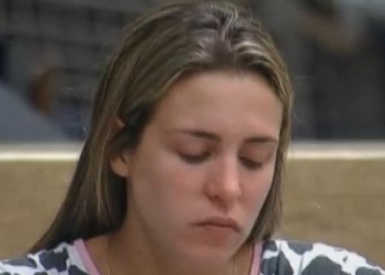 Joana Machado chora ao pensar nos filhos (09/9/11)