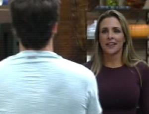 Joana conversa com Marlon (13/09/11)