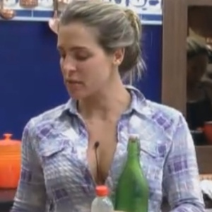 Joana Machado elogia jogo de Gui Pádua (14/09/2011)