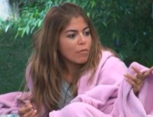 Raquel está chateada com Joana (14/09/11)