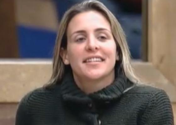 Joana diz que não tem saudades de Adriano (25/9/11)