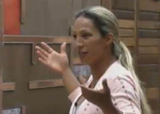 Valesca Popozuda conta sonho que teve (30/9/11)