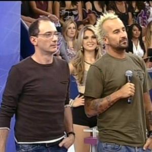 Britto Jr. e Gui Pádua no Programa O Melhor do Brasil(08/10/11)
