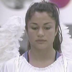 Maria vence a terceira prova do anjo (28/1/11)