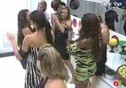 Mulheres comemoram a maioria na casa após a saída de Igor