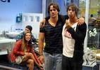 Mauricio e Rodrigo querem ter uma conversa séria com Diogo