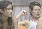 """Diogo critica a postura de algumas mulheres, e Diana afirma que o """"brother"""" é babaca"""