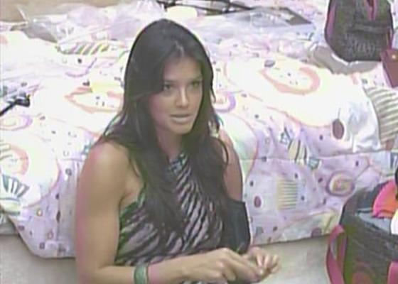 Talula conta que Zezé di Camargo deu bola para ela em show no BBB11 (2/3/11)