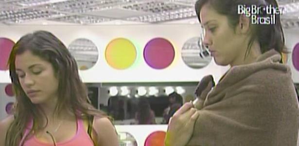 Maria conta para Talula que não consegue mais gostar de Mauricio (6/3/11)