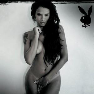 Ariadna posa para a Playboy (março/2011)