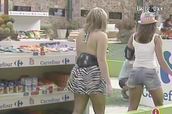 Maria e Paula comandam as compras do lado A nesta segunda-feira (14/3/11)