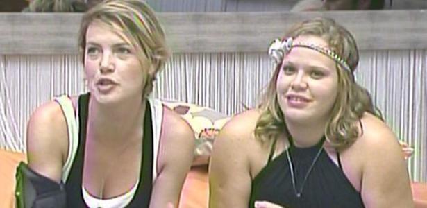 Diana e Paula conversam com Bial (15/3/11)
