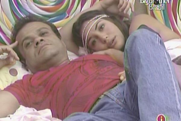 Prontos para programa de eliminação, Daniel e Maria conversam no quarto Jujuba (20/3/11)