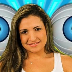 "Natália Castro, participante do ""BBB 11"" (5/1/11)"